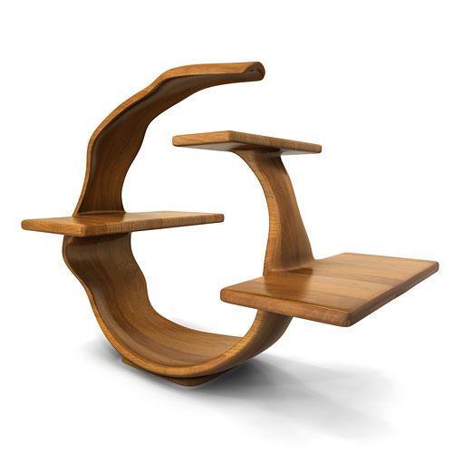 circular furniture. circularshelves circular furniture