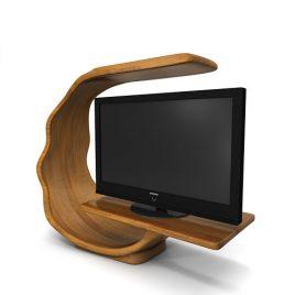Circular TV Stand