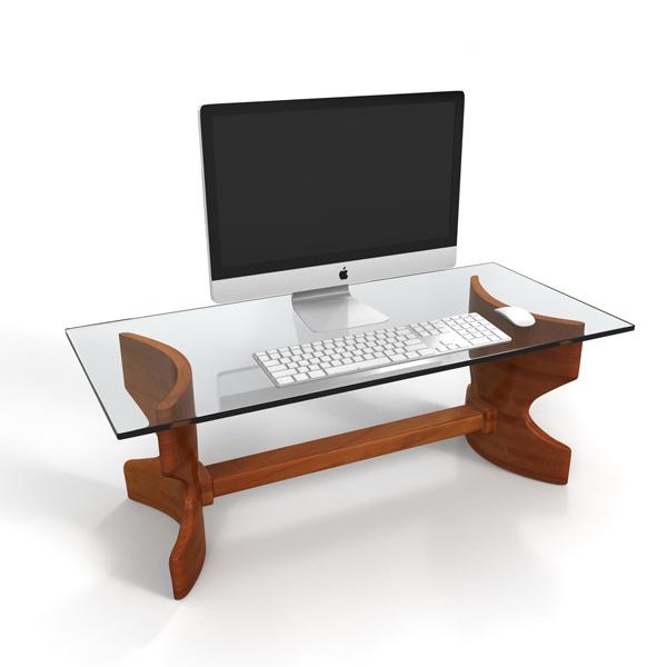 curve desk - victor klassen