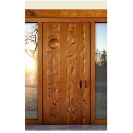Exterior Chaotic Door