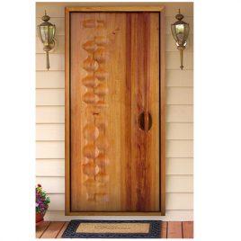Exterior Wave Door