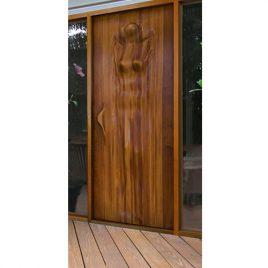 Exterior Woman Door