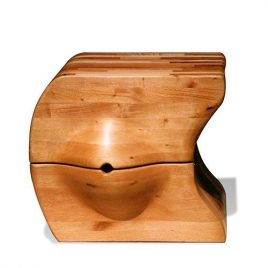 The Flowing Nightstand