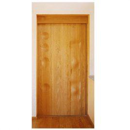 Interior Concave Door