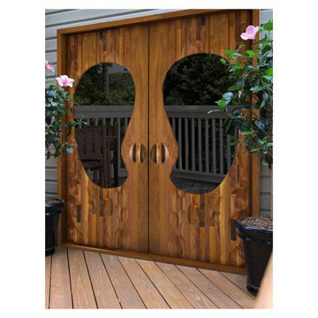 kidney-door