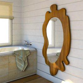 Large Dali Mirror