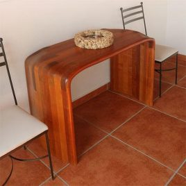 Nook Console Table